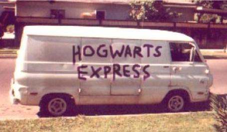 Hogwartsschoolbus