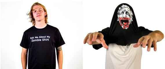 Zombie-shirt